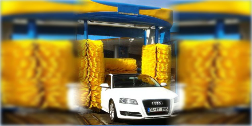 CNS3000 CAR WASHING SYSTEM