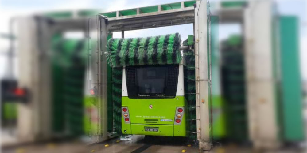 CNS4000 BUS WASHING SYSTEM